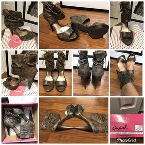 Stunning heels